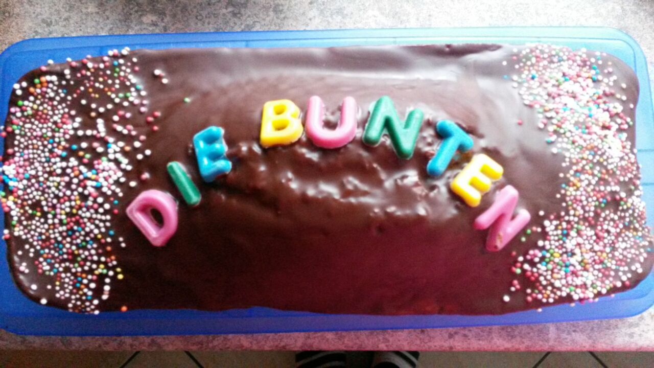 Kuchen von Simons Mutter