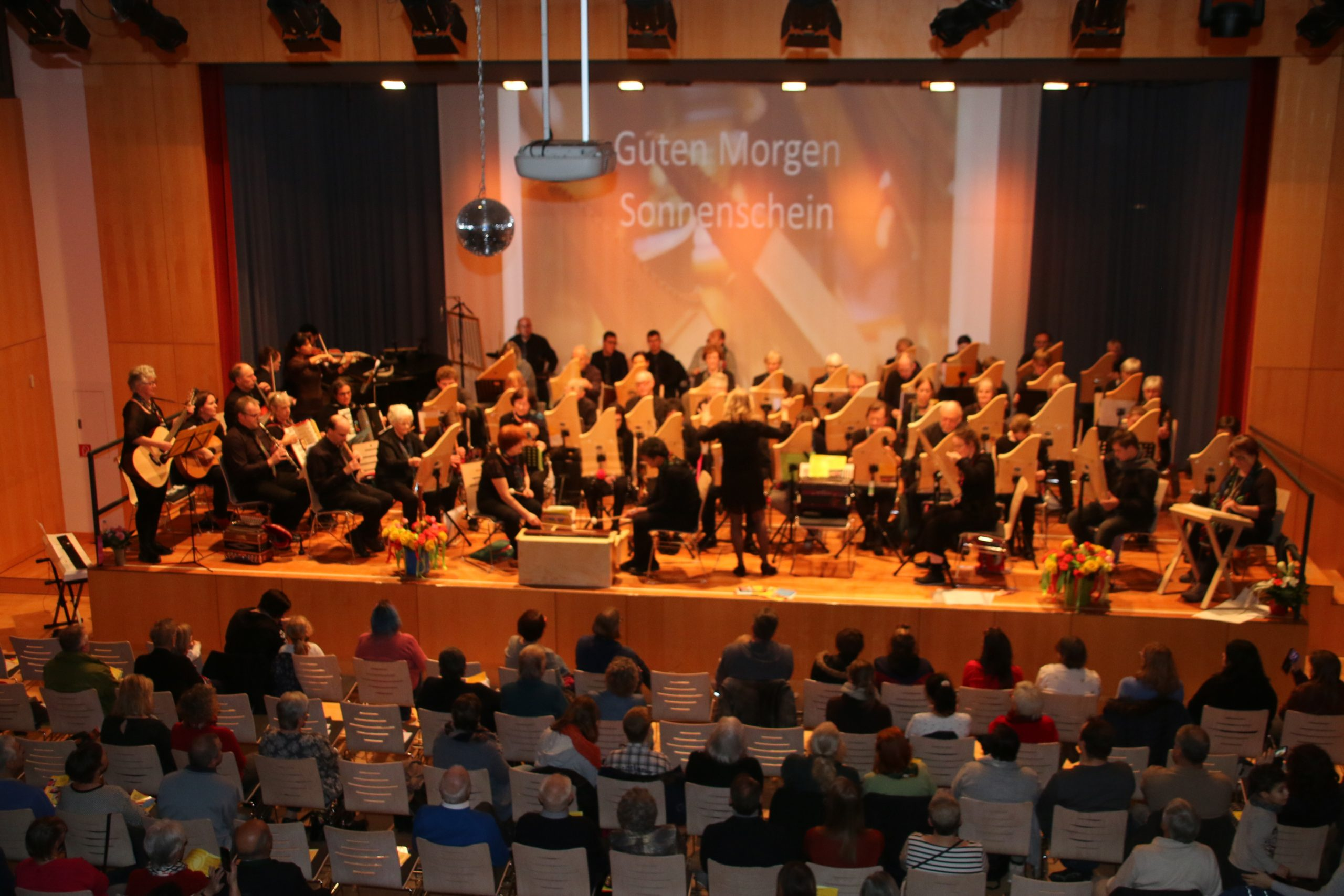 Herbstkonzert 2019 in Stadtbergen
